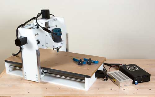 Welcome Desktop Cnc Routers